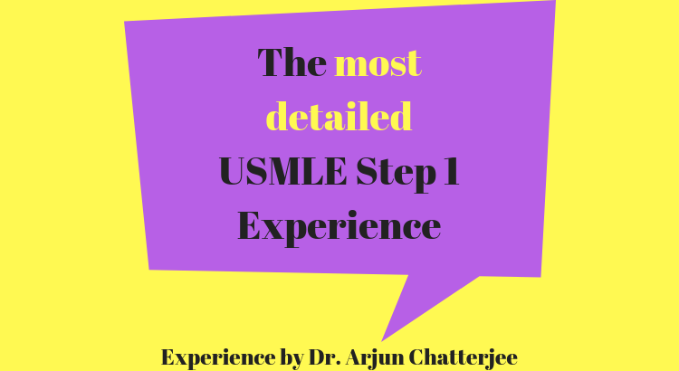 The most detailed USMLE Step 1 Experience [Step 1 score 259] - The